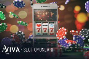 lavivabet casino slot oyunları